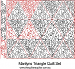 Marilyns Triangle Quilt