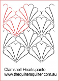 Clamshell Hearts