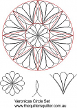 Veronicas Circle Set