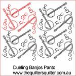 Dueling Banjos Panto