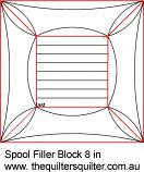Spool Filler 8in