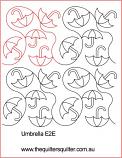 Umbrellas E2E