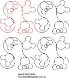 Mouse ears panto