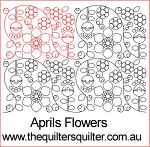 Aprils Flower panto