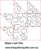 Maple Leaf Filler