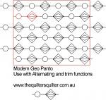 Modern Geo Panto
