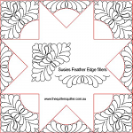 Susies feather edge filler
