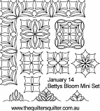 Bettys Bloom mini Set