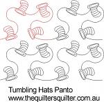 Tumbling hats Panto