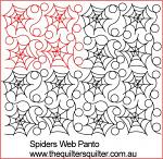 Spiders web panto