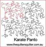 Martial Arts Panto