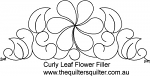 Curly Leaf flower filler