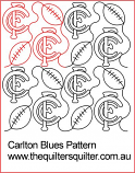 Carlton Blues Panto