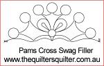 Pams Cross swag filler