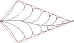 P2P Feather Kite