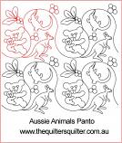 Aussie Animals Panto