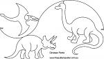 Dinosaur Panto