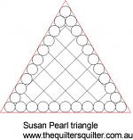 Susans Pearl Triangle