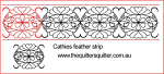 Cathies Feather Strip