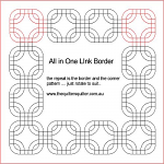 All in one  link border