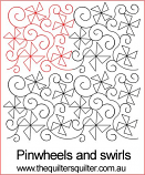 Pinwheels and Swirls