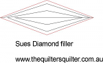 Sues Diamond filler