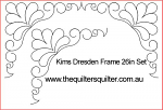 Kims Dresden Frame 26in set