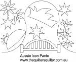 Aussie Icon Panto