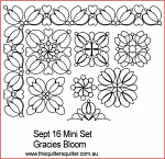 Gracies Bloom mini Set