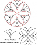 Donnas petal set